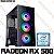 PC Gamer Intel Core i5 Haswell 4570, 16GB DDR3, HD 1 Tera, GPU AMD RADEON RX 580 OC 8GB - Imagem 1