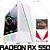 PC Gamer AMD Ryzen 5 2600, 8GB DDR4, SSD 240GB, GPU AMD RADEON RX 550 4GB - Imagem 1