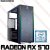 PC Gamer Intel Core i5 Coffee Lake 9400F, 8GB DDR4, SSD 240GB, GPU AMD RADEON RX 570 4GB - Imagem 1