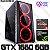 PC Gamer AMD Ryzen 5 2600, 8GB DDR4, HD 1 Tera, GPU GEFORCE GTX 1660 OC 6GB - Imagem 1