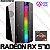 PC Gamer AMD Ryzen 5 2600, 8GB DDR4, SSD 120GB, HD 1TB, GPU AMD RADEON RX 570 4GB - Imagem 1
