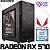 PC Gamer Intel Core i5 Coffee Lake 9400F, 8GB DDR4, HD 1 Tera, GPU AMD RADEON RX 570 OC 4GB - Imagem 1