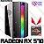 PC Gamer AMD Ryzen 5 3600X, 16GB DDR4, SSD 480GB, GPU AMD RADEON RX 570 OC 4GB - Imagem 1