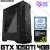PC Gamer Intel Core i3 Coffee Lake 9100F, 8GB DDR4, HD 1 Tera, GPU GEFORCE GTX 1050TI OC 4GB - Imagem 1