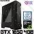 PC Gamer Intel Core i3 Coffee Lake 9100F, 16GB DDR4, SSD 120GB, HD 1TB, GPU GEFORCE GTX 1650 OC 4GB - Imagem 1