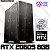 PC Gamer Intel Core i5 Comet Lake 10400F, 16GB DDR4, SSD 240GB, HD 1TB, GPU GEFORCE RTX 2060 SUPER 8GB - Imagem 1