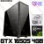 (RECOMENDADO) PC Gamer Intel Core i3 Comet Lake 10100F, 16GB DDR4, SSD M.2 256GB, GPU GEFORCE GTX 1650 SUPER 4GB - Imagem 1