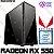 PC Gamer Intel Core i7 Haswell 4790, 8GB DDR3, SSD 240GB, GPU AMD RADEON RX 550 4GB - Imagem 1