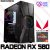 PC Gamer AMD Ryzen 3 3100, 16GB DDR4, HD 1 Tera, GPU AMD RADEON RX 580 OC 8GB - Imagem 1