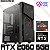 PC Gamer AMD Ryzen 5 3600X, 32GB DDR4, SSD NVME 1 TERA, GPU GEFORCE RTX 2060 OC 6GB - Imagem 1