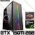 PC Gamer AMD Ryzen 3 3100, 8GB DDR4, HD 1 Tera, GPU GEFORCE GTX 750TI 2GB - Imagem 1