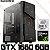 PC Gamer Intel Core i5 10400F, 16GB DDR4, SSD 240GB, GPU GEFORCE GTX 1660 OC 6GB - Imagem 1