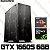 PC Gamer AMD Ryzen 5 2600X, 16GB DDR4, HD 1 Tera, GPU GEFORCE GTX 1660 SUPER 6GB - Imagem 1