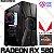 PC Gamer AMD Ryzen 3 2200G, 16GB DDR4, SSD 60GB, HD 500GB, GPU AMD RADEON RX 580 8GB - Imagem 1