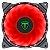 Cooler FAN T-Dagger, 120mm, LED Vermelho - T-TGF300-R - Imagem 1