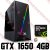 PC Gamer AMD Ryzen 5 3500, 8GB DDR4, HD 1 Tera, GPU GEFORCE GTX 1650 4GB - Imagem 1