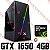 PC Gamer AMD Ryzen 5 3500, 16GB DDR4, SSD 60GB, HD 1 Tera, GPU GEFORCE GTX 1650 4GB - Imagem 1