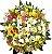 Coroa de Flores Ametista  - Imagem 1