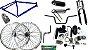 Bicicleta Motorizada Modelo Higor46 Cabeças Bikes Tipo 80cc 2T Aro 26 - Imagem 2