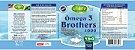 Omega 3 Brothers com 180 Cápsulas - Unilife - Imagem 2