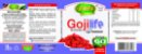 Kit com 3 Goji Life Premium Original 60 caps Unilife - Imagem 3