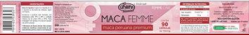 Maca Peruana Premium Femme 90 caps Unilife - Imagem 2