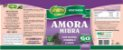 Amora (500mg) Mulberry- Kit com 3 - 180 Caps -  Unilife - Imagem 2