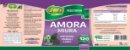 Amora Miura Mulberry - Kit com 3 - 360 caps - Unilife - Imagem 2