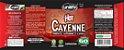 Canela, Gengibre e Pimenta Termogênico - Kit com 3 - 180 cápsulas Hot Cayenne - Imagem 2
