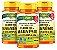 Cloreto de Magnésio PA com Vitamina B6 - Kit com 3 - Unilife 180 cápsulas - Imagem 1