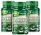 Clorofil - Espinafre, Spirulina, Clorella e Couve - Kit com 3 - 180 Cápsulas  Unilife - Imagem 1