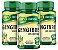 Gengibre com Chá Verde - Kit com 3 - 360 Comprimidos - Imagem 1