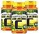 Vitamina C Ácido Ascórbico - Kit com 3 - 180 Caps (500mg) - Unilife - Imagem 1