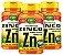 Zinco ZN Quelato - Kit com 3 -  180 Caps (500mg) - Unilife - Imagem 1