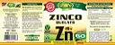 Zinco ZN Quelato - Kit com 3 -  180 Caps (500mg) - Unilife - Imagem 2