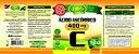 Vitamina C - Ácido Ascórbico 400mg 120 Cápsulas Unilife - Imagem 2