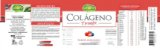 Colágeno Dermfix em Pó Morango com Blueberry 200g - Imagem 2
