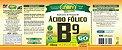 Vitamina B9 Acido Folico 60 Capsulas (500mg) - Unilife - Imagem 2