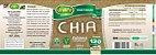 Farinha de Semente de Chia com 120 Cápsulas (440mg) - Unilife - Imagem 2