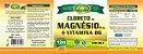 Cloreto de Magnésio P. A. com Vitamina B6 Unilife (120) Cápsulas - Imagem 2