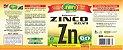 Zinco ZN Quelato 60 cáps (500mg) - Unilife - Imagem 2