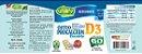 Ósteo Procalcium D3 Double 60 Cápsulas (1400mg) Cálcio, Magnésio e Vitamina D3 - Unilife - Imagem 2
