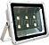 Refletor Holofote LED 300w Branco Frio - Imagem 1