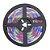 Fita LED 3528 RGB 5 Metros IP65 - À prova d'água - 24W - Imagem 1
