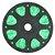 Mangueira LED Verde 100 metros Ultra Intensidade - À prova d'água - Imagem 2