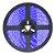 Fita LED 3528 Azul 5 Metros IP65 - À prova d'água - 24W - Imagem 1