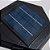 Arandela Colonial LED Solar de Jardim Poste 3w Auto Recarregável Fotocélula - Imagem 3