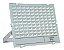 Refletor Holofote MicroLED 100W Multifocal Branco Frio Fosco - Imagem 1