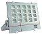 Refletor Holofote MicroLED 200W Multifocal Branco Frio - Imagem 1