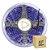 Fita LED Luz Negra Ultravioleta 5050 30 metros com Fonte/Carregador IP30 - Imagem 1